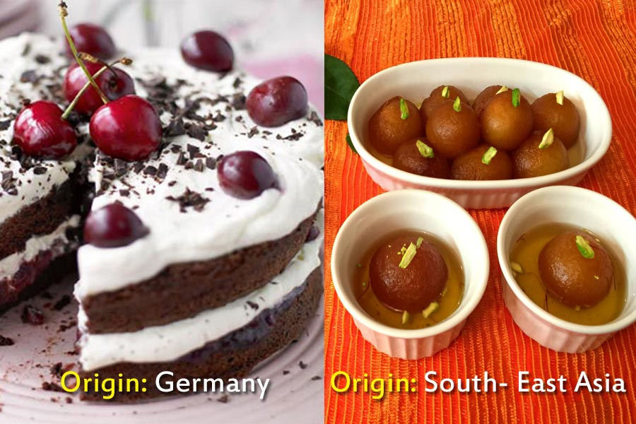 7 Yummy Desserts with Origin Country