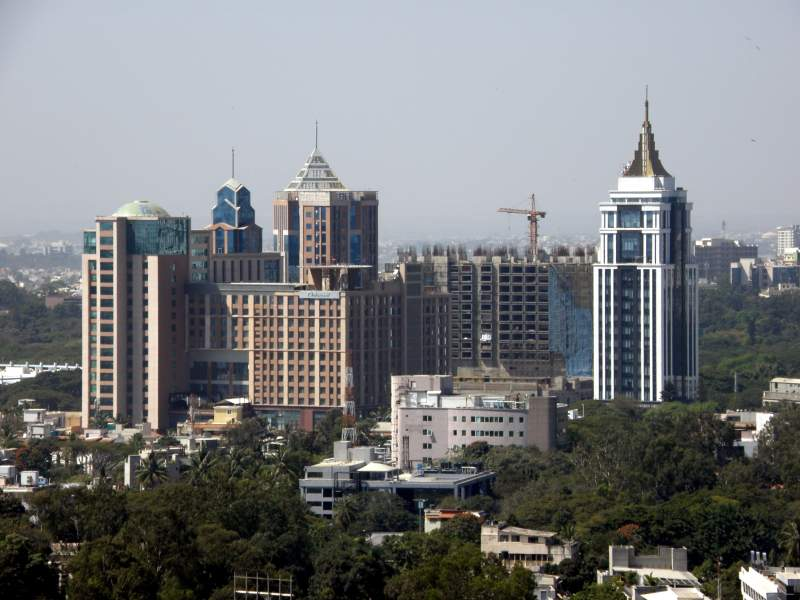 Demand for resale in Bangalore