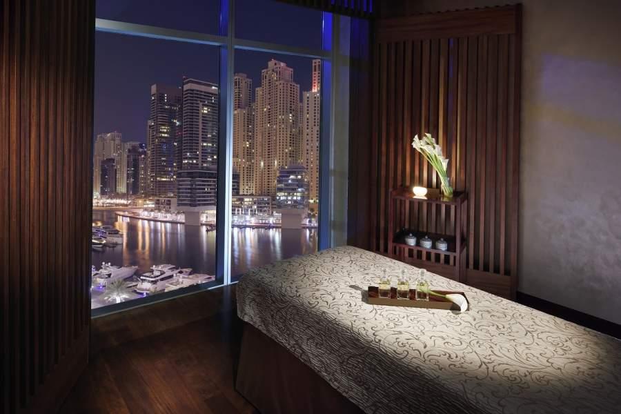 Spa located in Dubai