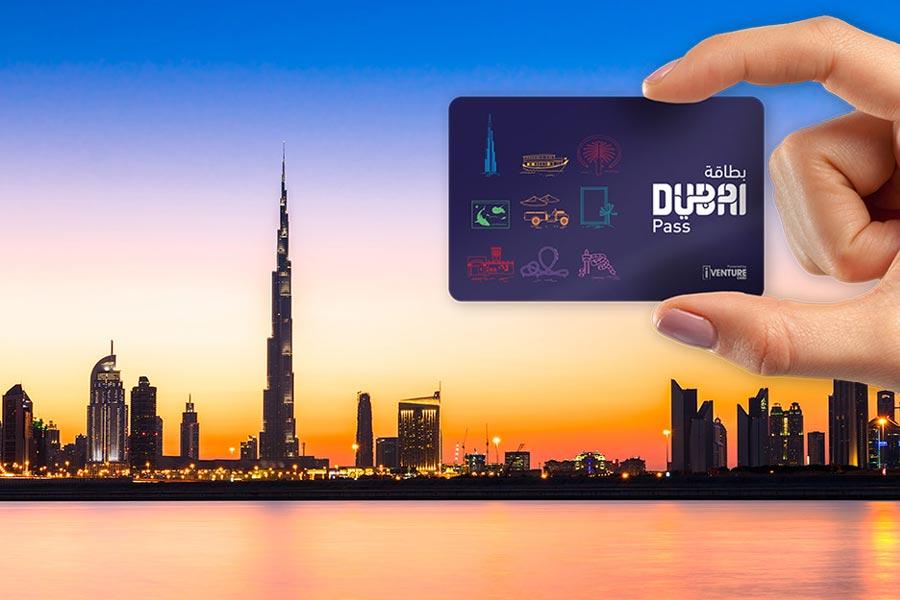 Dubai Pass for sightseeing