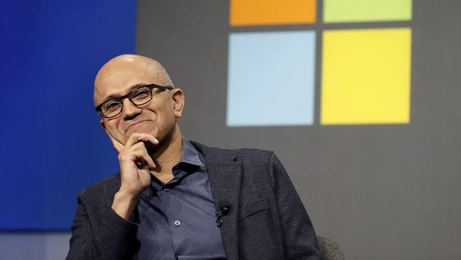 Kind words dedicated to Satya Nadella by Fortune