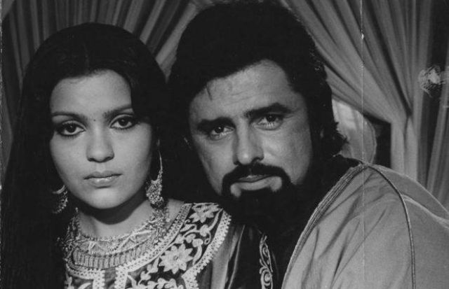 Zeenat Aman even married Sanjay Khan