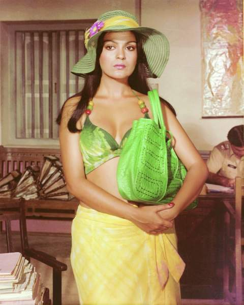 Zeenat Aman worked with almost all the renowned actors of today