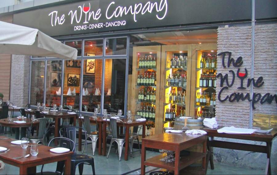 The Wine Company Gurugram