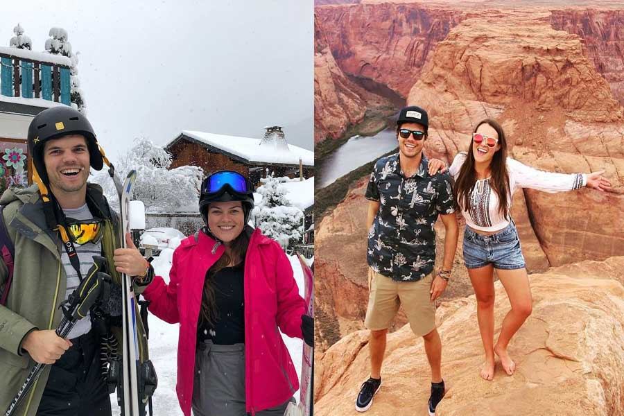 Nathan Buchan & Hannah Martin Earns a 6 Figure Income by Travelling The World
