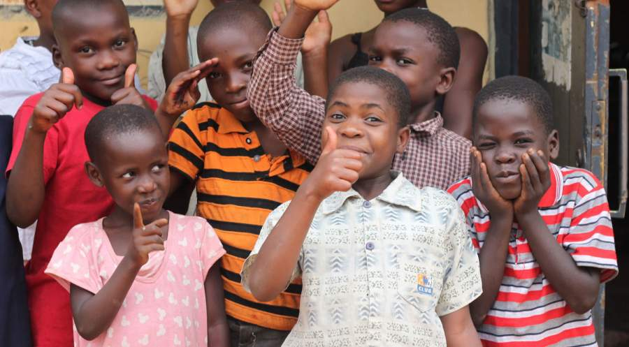 Parenting in Uganda