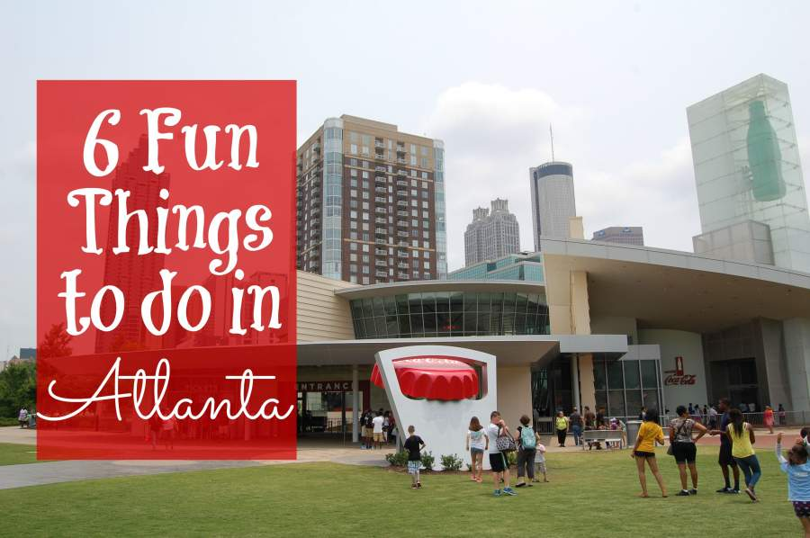 6 Best Things to Do in Atlanta