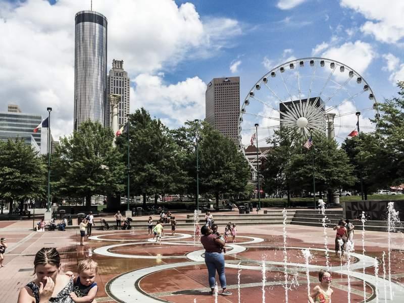 Olympic Park Atlanta