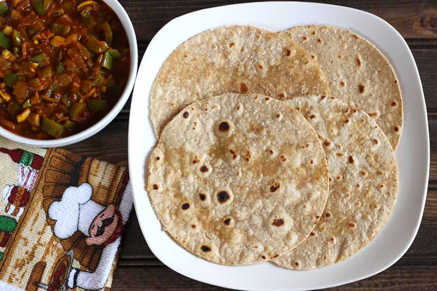 Skip eating rice and have chapatis