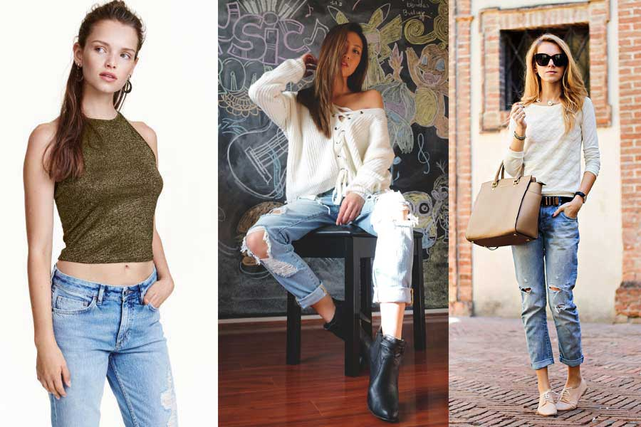 7 Cool Ways for Girls to Pair up Their Jeans