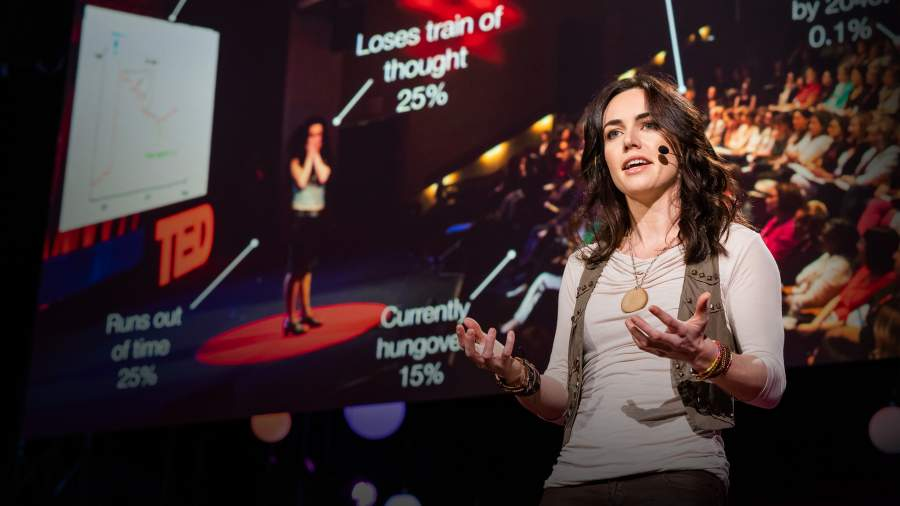 5 Amazing Life Lessons That You can Learn by Watching Those TED Talks