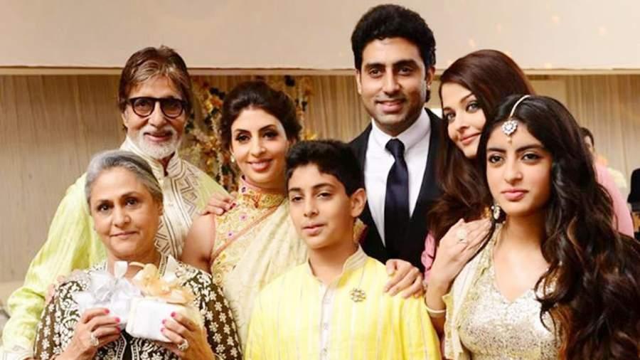 Amitabh Bachchan's Family