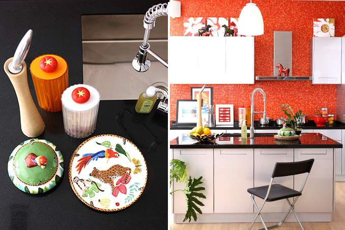 Decoration Pieces and Artwork in Your Kitchen