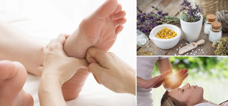 What are alternative therapies
