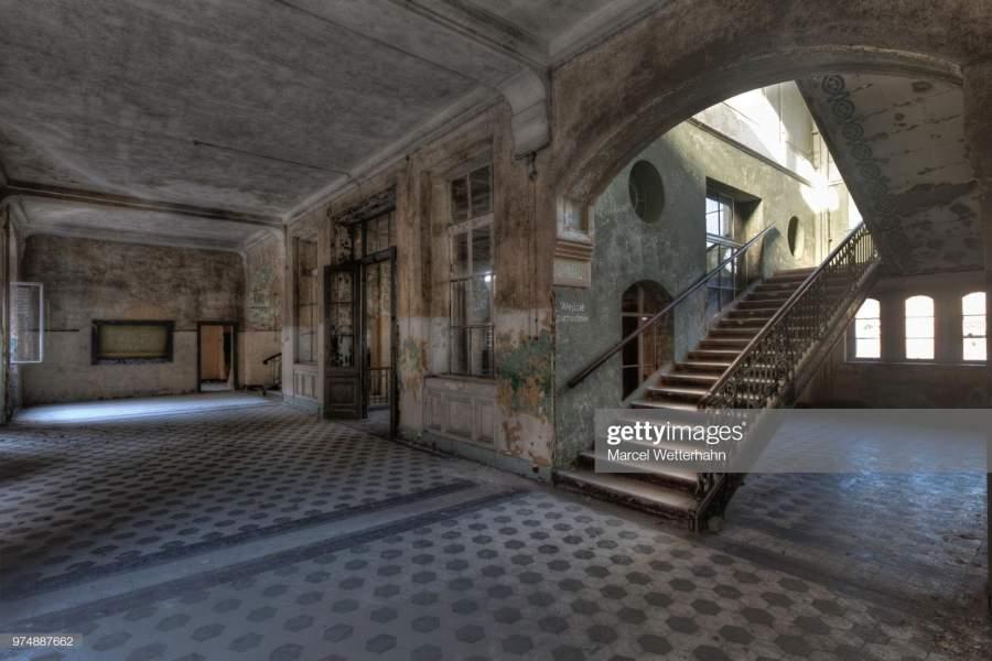 Beelitz Military Hospital
