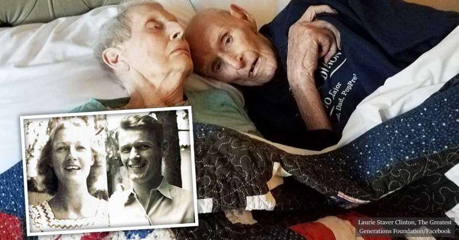 Couple Who were Beautifully Married for 71 Years Dies on The Same Day