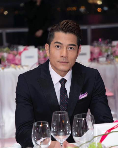 How does Singaporean Aaron Kwok still look so young at 53