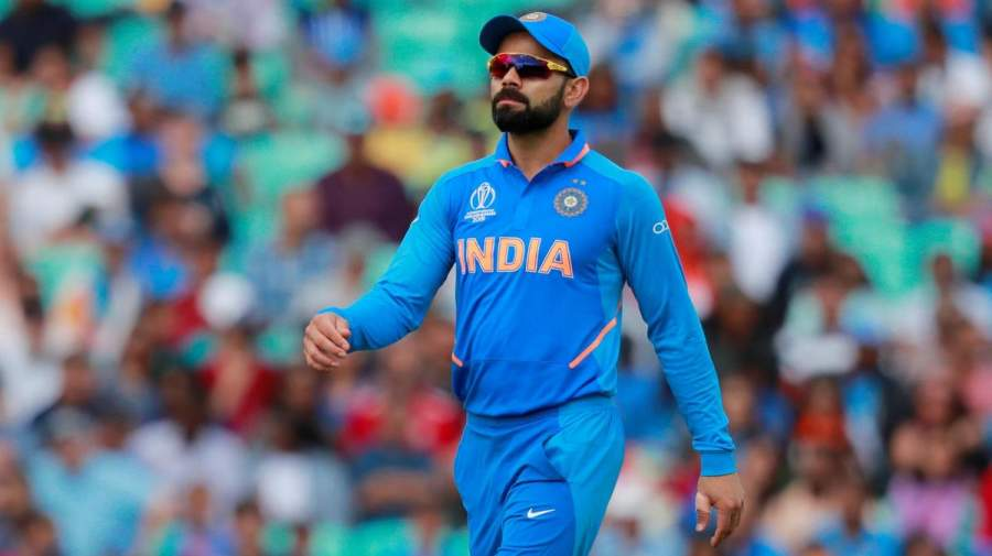 Virat Kohli Cricketers of The Decade by Wisden