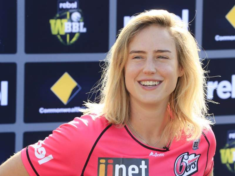 Ellyse Perry in the list of Wisdon