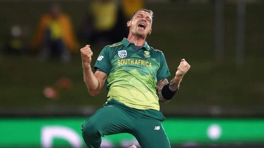 Dale Steyn in the list of Wisdon