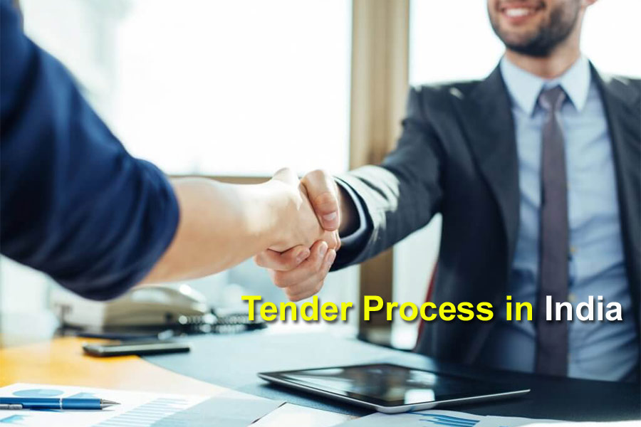 Stages of Tender Process in India