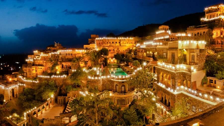 5 Luxury Stays Near Delhi For New Year's Eve Celebration
