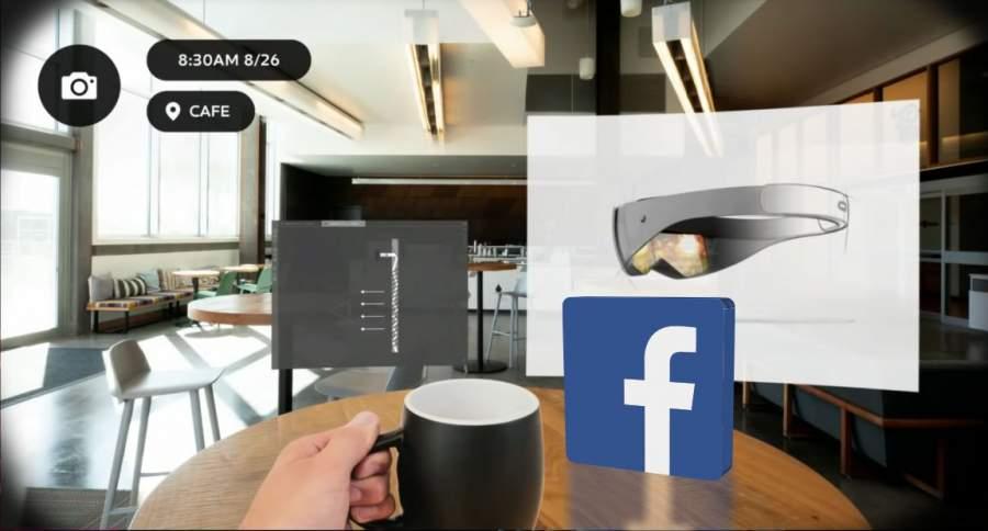 Facebook Operating System Eye OS