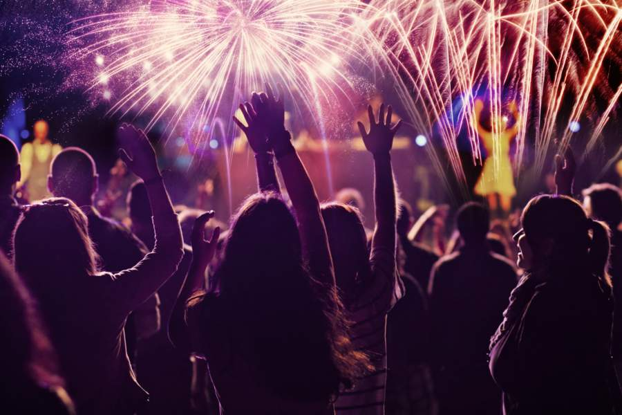 New Year Celebration in Bangalore