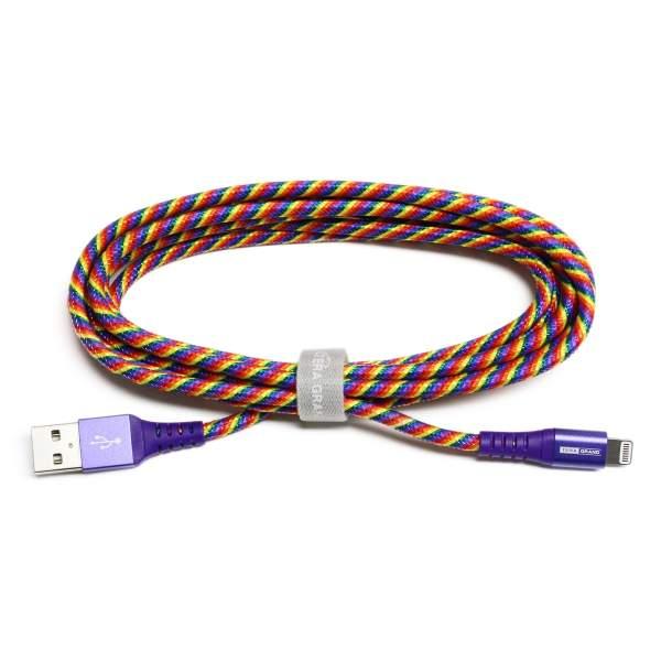 Rainbow Charging Cord