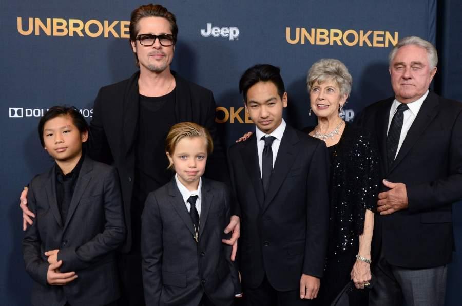 Brad Pitt on 65th Venice Film Festival