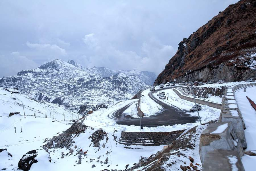 7 Best Places in India Where You Can Enjoy Snowfall