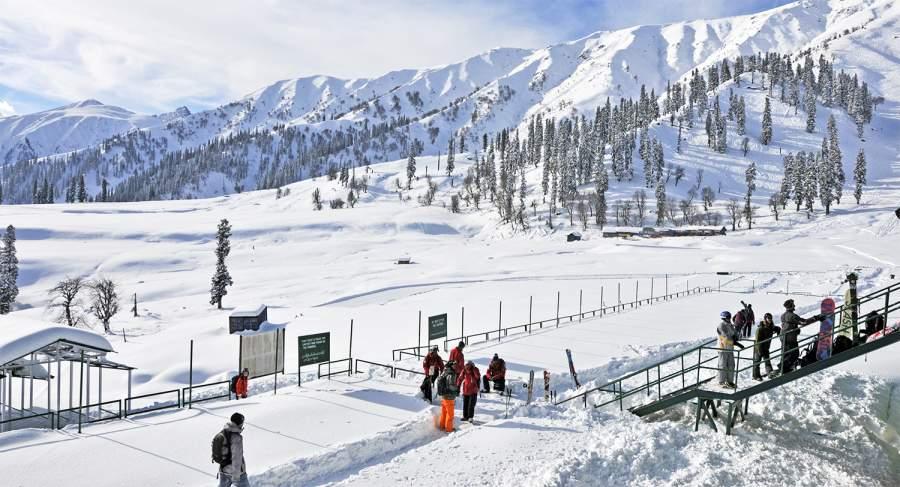 Gulmarg, Jammu and Kasmir