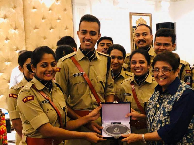 Hasan Safin Became The Youngest IPS Officer of India