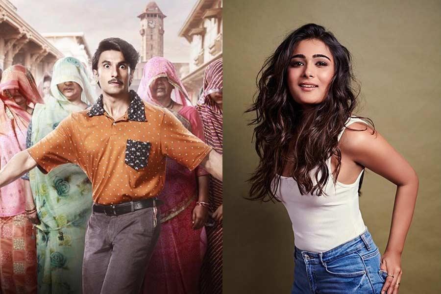 Shalini Pandey To Act Opposite To Ranvir Singh in 'Jayeshbhai Jordaar'