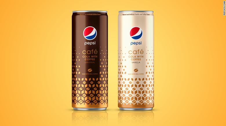 Pepsi is trying to widen its market through launching this new product