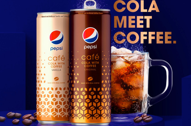For the first time cola has been infused with an extra dose of caffeine