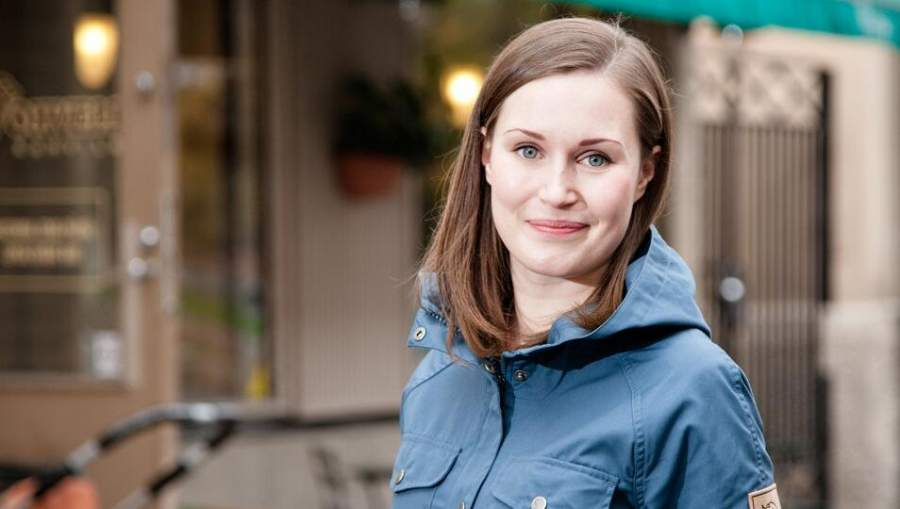 Sanna Marin Youngest PM of Finland