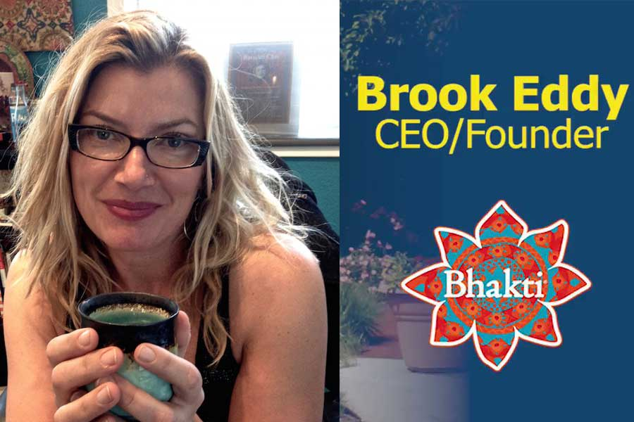 Meet Brook Eddy who fell in love with chai