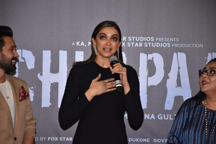 Deepika Padukone's New Movie Chhaapaak Trailer is Strong Enough