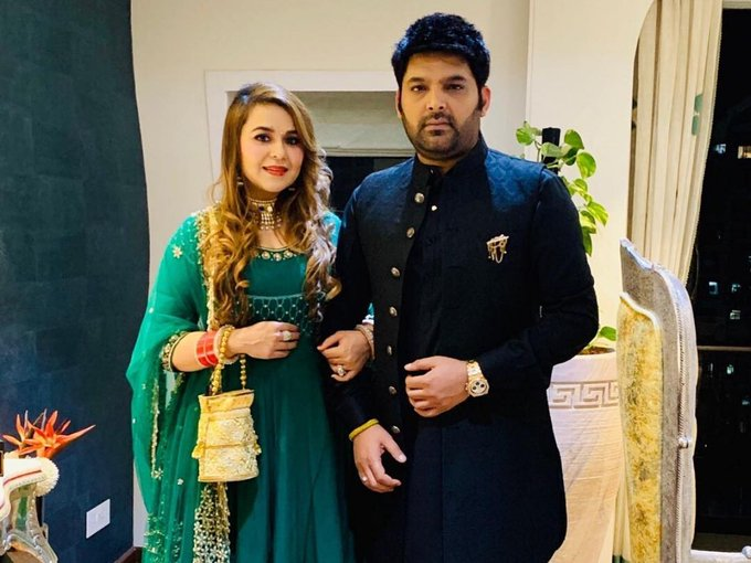 Kapil Sharma and Ginni Chatrath Have Been Blessed With Baby Girl