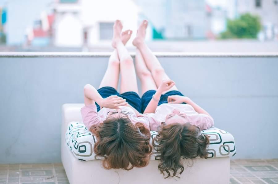 Secret talks with your elder sister