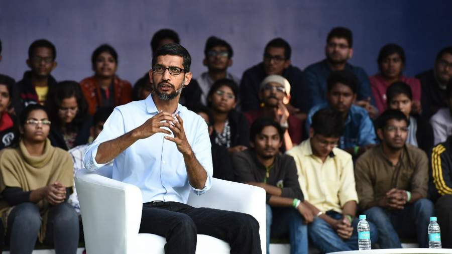 Interesting Facts Revealed By Sundar Pichai in An Interview