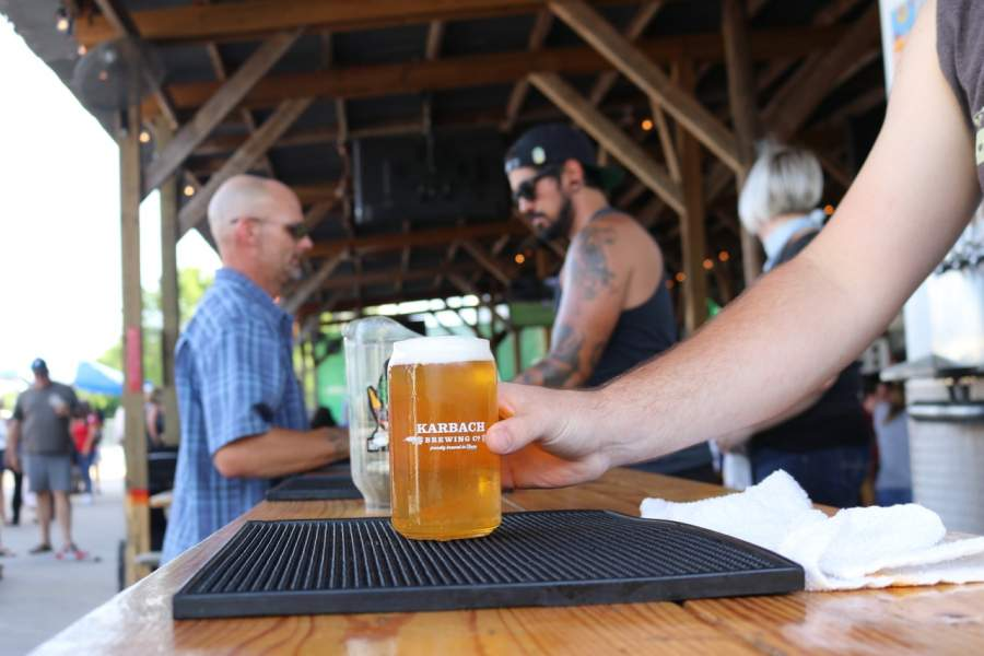 Drinking Beer improves your eyesight