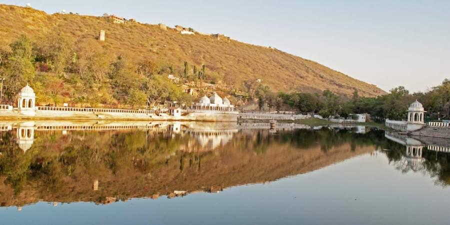 Lake Fatehsagar Udaipur