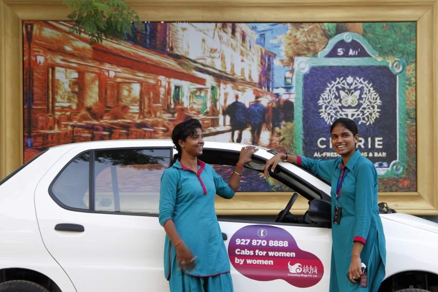Sakha Cab Delhi