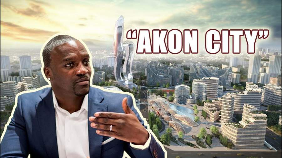 Akon To Build Own Akon City