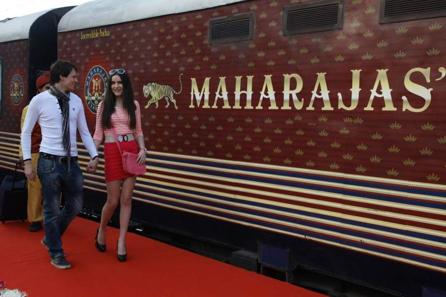 Luxurious Train Rides In India