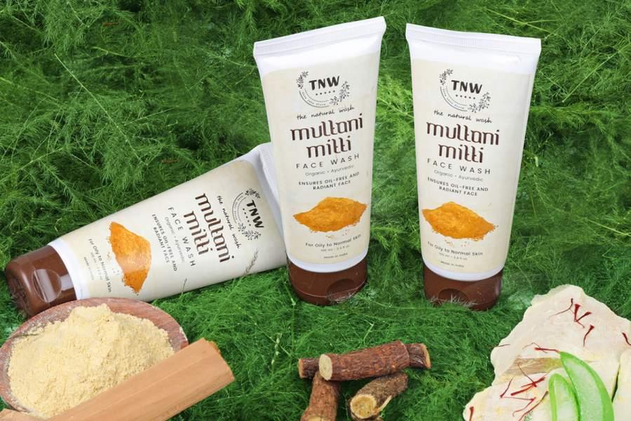 Multani Mitti Face Wash
