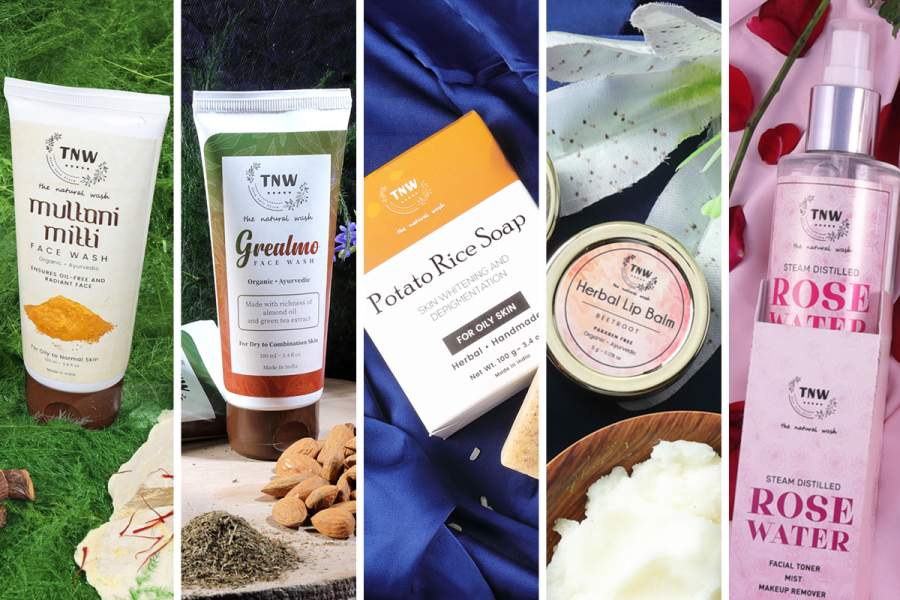 10 Amazing Organic Skin/Hair-care Products