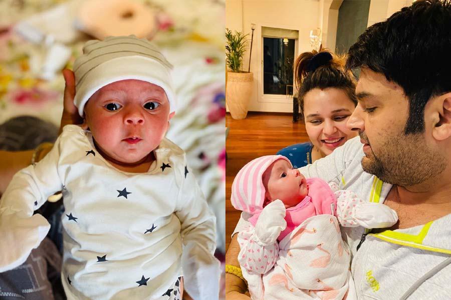 Kapil Sharma's Daughter Anayra